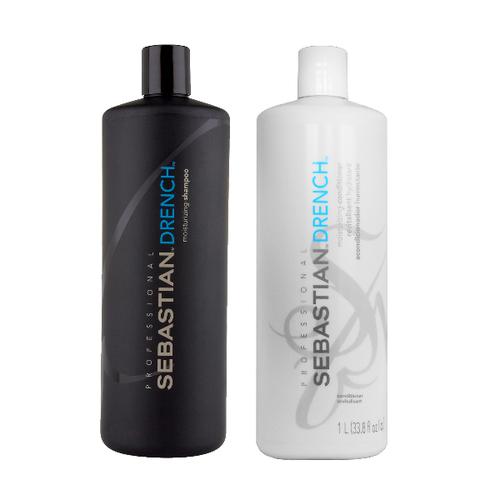 Sebastian Drench Shampoo and Conditioner Duo 33.8oz