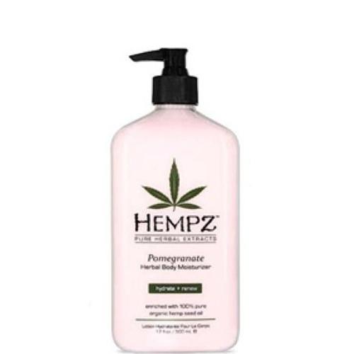 hempz pomegranate herbal body moisturizer 17 oz
