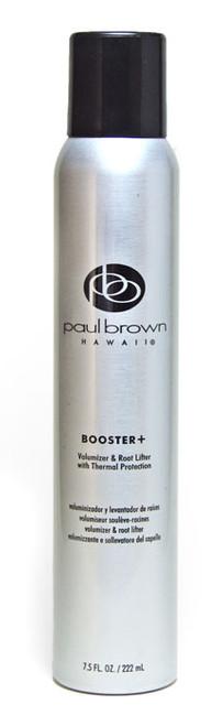 paul brown booster plus