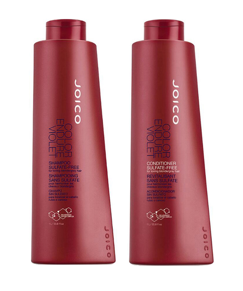 Joico Color Endure Violet Shampoo and Conditioner Duo 33.8oz