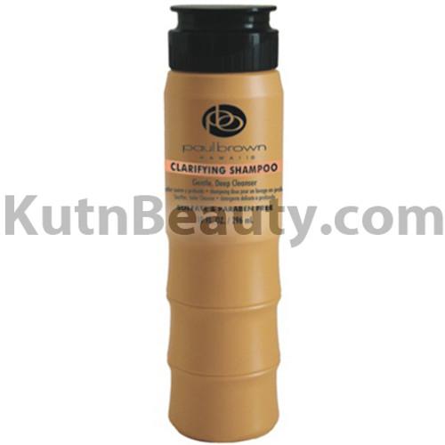 paul brown clarifying shampoo 10oz