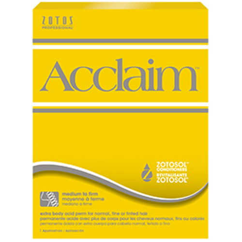 acclaim medium to firm