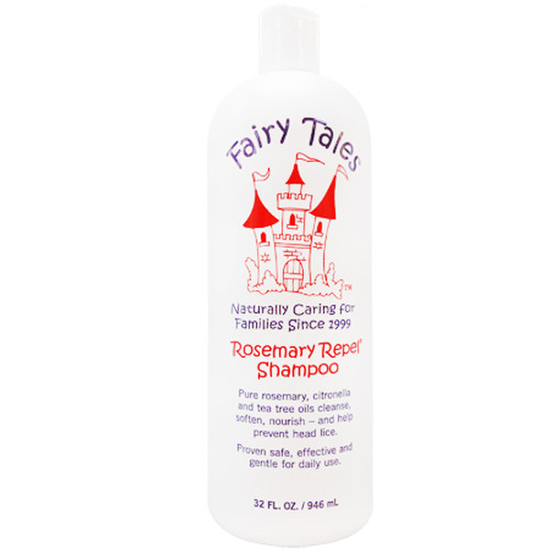 fairy tales rosemary repel leave in conditioning spray 32 oz