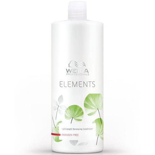 wella elements conditioner