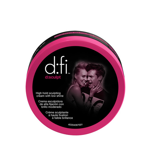 d:fi d:sculpt high hold sculpting cream with low shine 2 oz