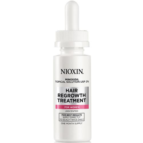 nioxin hair regrowth treatment for women 2 oz