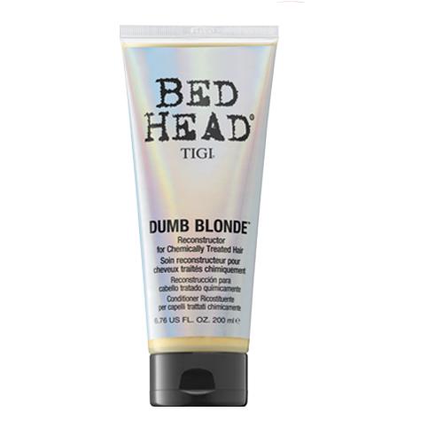 Tigi Bed Head Dumb Blonde Reconstructor 6.76oz