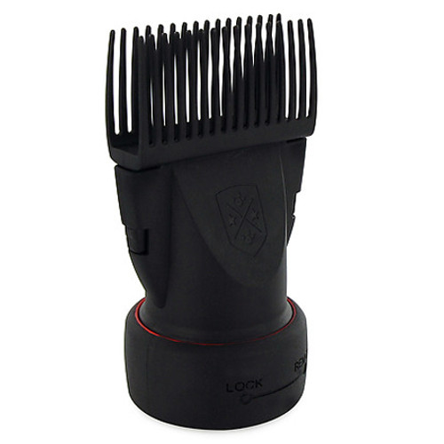 solano 2 in 1 dryer comb and concentrator attachment