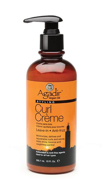 agadir curl creme leave in anti frizz