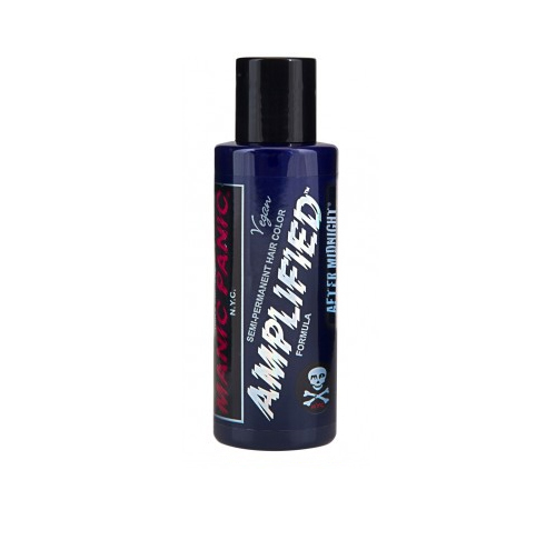 Manic Panic Amplified Cream Hair Color After Midnight 4oz