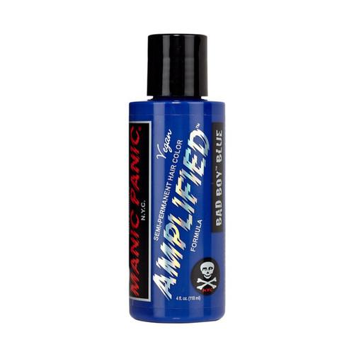 Manic Panic Amplified Cream Hair Color Bad Boy Blue 4oz
