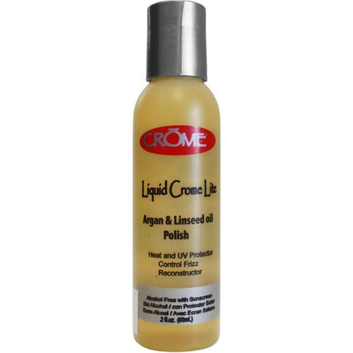 Crome Liquid Crome Lite Argan & Linseed Oil Polish