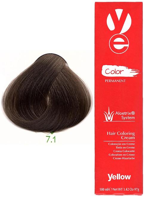 Alfaparf Yellow Hair Color Ash Blonde