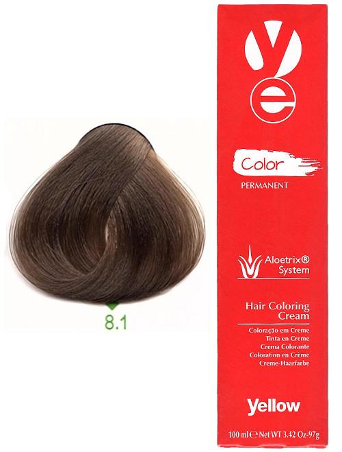 Alfaparf Yellow Hair Color Light Ash Blonde