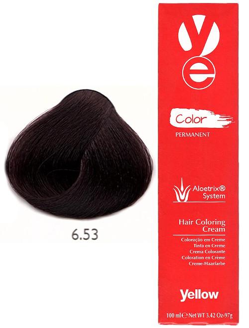 Alfaparf Yellow Hair Color Dark Mahogany Golden Blonde