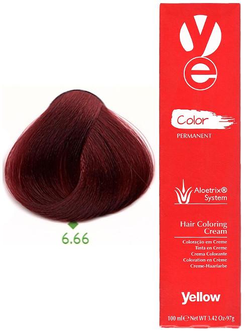 Alfaparf Yellow Hair Color Dark Intense Red Blonde