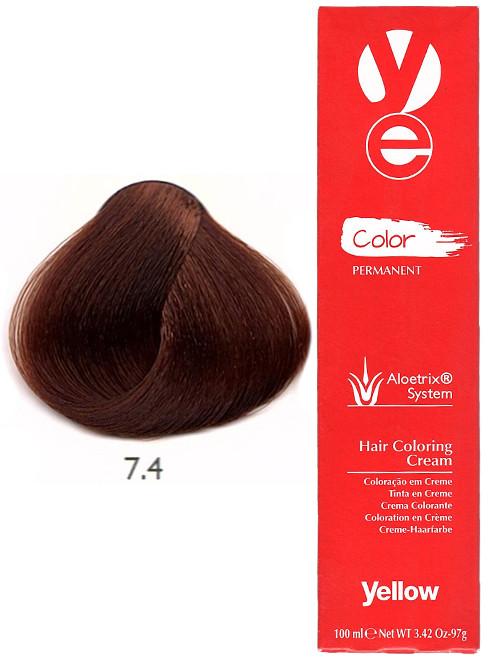 Alfaparf Yellow Hair Color Copper Blonde