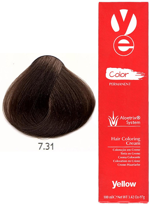 Alfaparf Yellow Hair Color Golden Ash Blonde