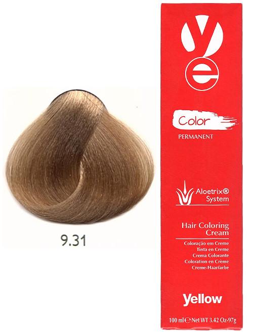Alfaparf Yellow Hair Color Very Light Golden Ash Blonde