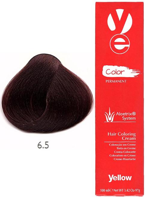 Alfaparf Yellow Hair Color Dark Mahogany Brown