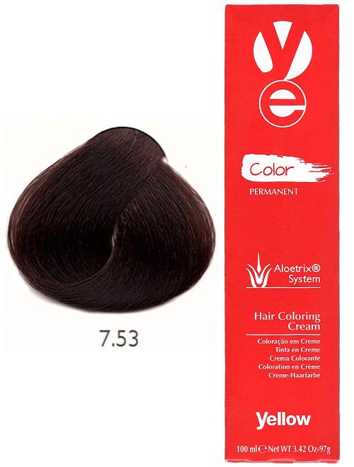 Alfaparf Yellow Hair Color Mahogany Golden Blonde