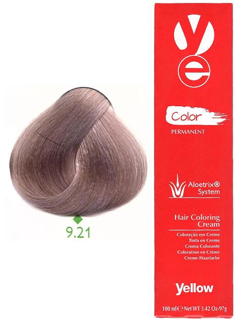 Alfaparf Yellow Hair Color Very Light Violet Ash Blonde