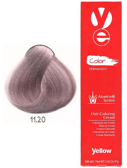 Alfaparf Yellow Hair Color Super High Lift Violet Blonde