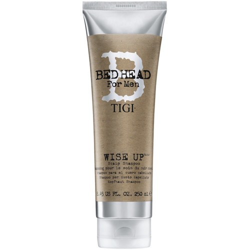 Bed Head For Men Wise Up Scalp Shampoo