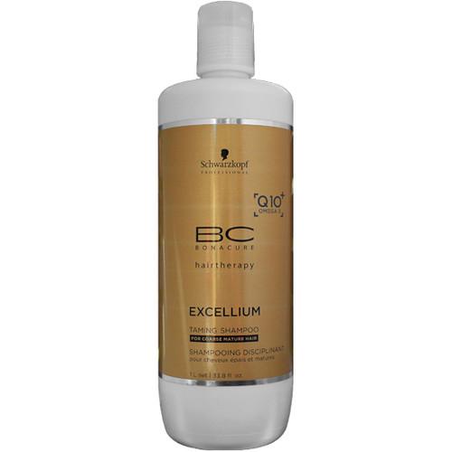 Schwarzkopf Bonacure Excellium Taming Shampoo