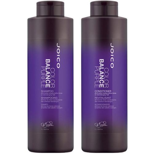 Joico Color Balance Purple Duo