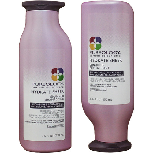 Pureology Hydrate Sheer Shampoo and Conditioner Duo