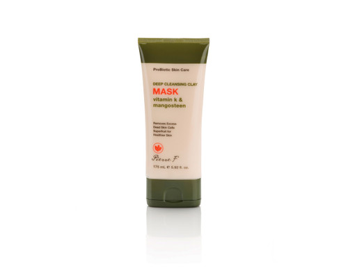 Pierre F ProBiotic Skin Care Deep Cleansing Clay Mask 5.92oz