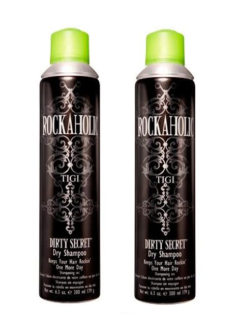 Tigi Bed Head Dirty Secret Dry Shampoo 6.3oz - 2 Pack