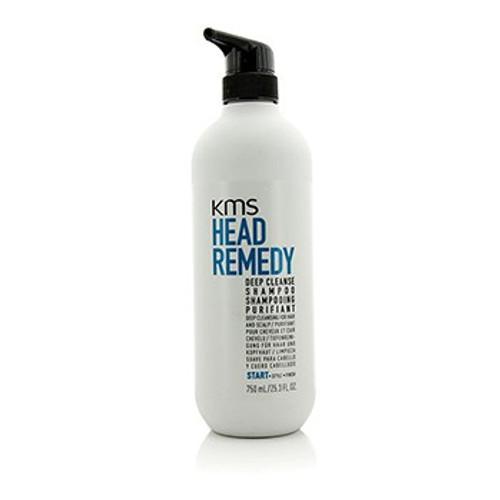KMS HEADREMEDY Deep Cleanse Shampoo 25.36oz