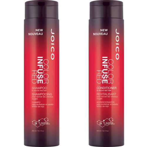 Joico Color Infuse Red Shampoo and Conditioner Duo