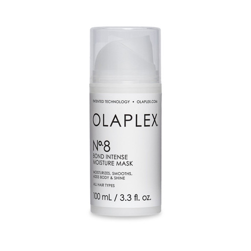 Infused with patented OLAPLEX Bond Building technology, this highly concentrated reparative mask adds shine, smoothness & body while providing intense moisture to treat damaged hair. Hair so visibly healthy, you can skip the styling.  Based on Clinical Results: 2x Shine* 4x Moisture* 6x Smoothness* and 94% saw more Body