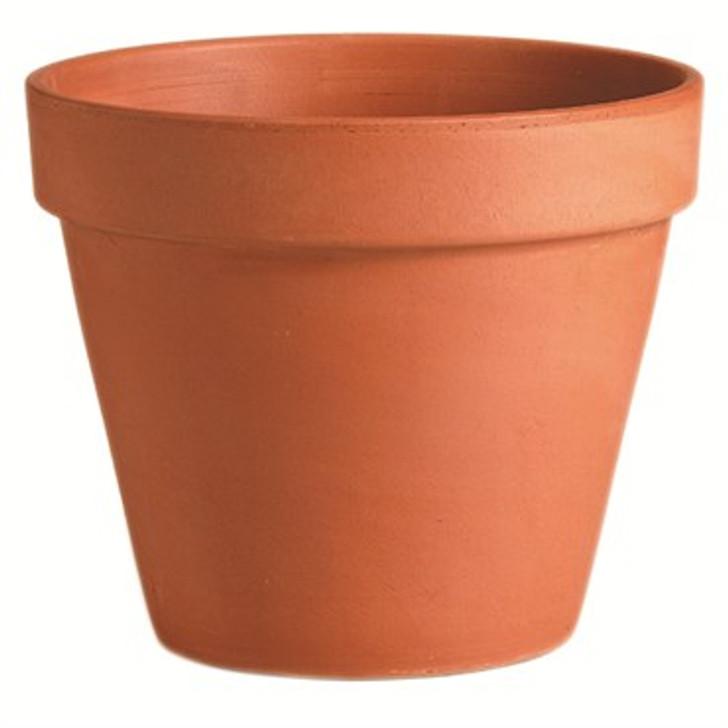 """Terracotta Standard Pot 4"""""""