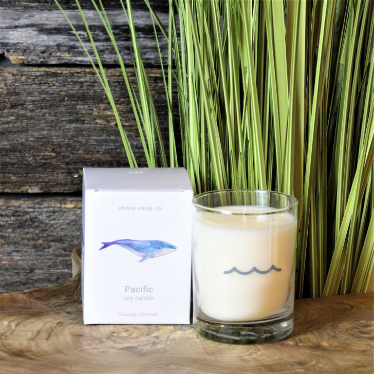 Pacific Candle 9oz