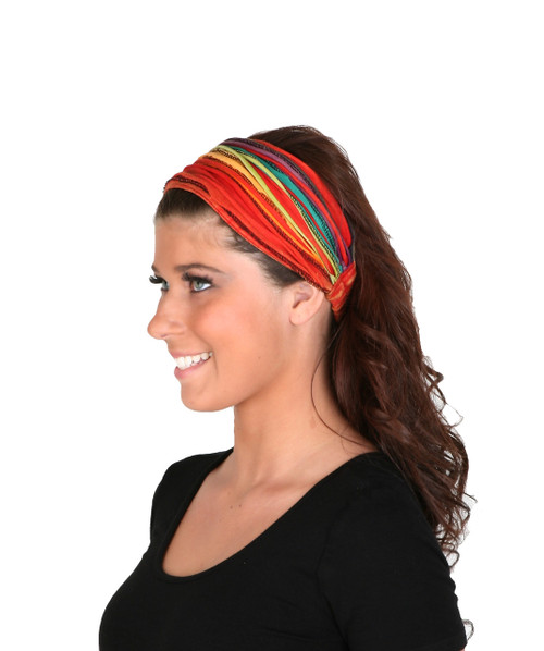 CT-11  -  Rainbow Headband