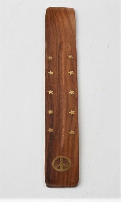 Wood Incense Holder