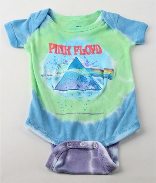 Liquid Blue Licensed Pink Floyd Onesie