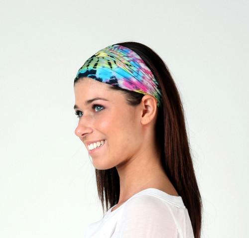 Cotton Tie Dye Headband