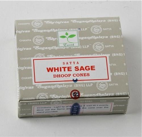 Dhoop Cones - White Sage