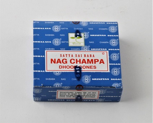 Dhoop Cones - Nag Champa