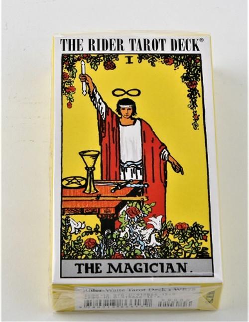 The Rider Tarot Deck - Magician