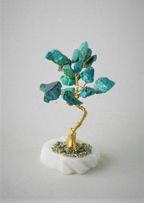 Turquoise Tree Small