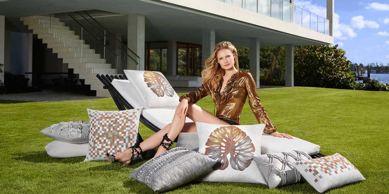 Elaine Smith Designer Outdoor Pillows