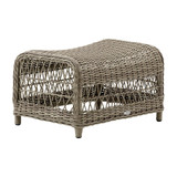 Dawn Footstool in Antique Finish