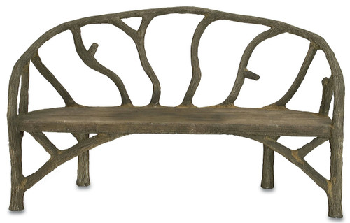 Arbor Bench by Curry & Company
