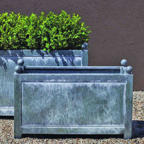 Campania International Boxhill trough Large Planter